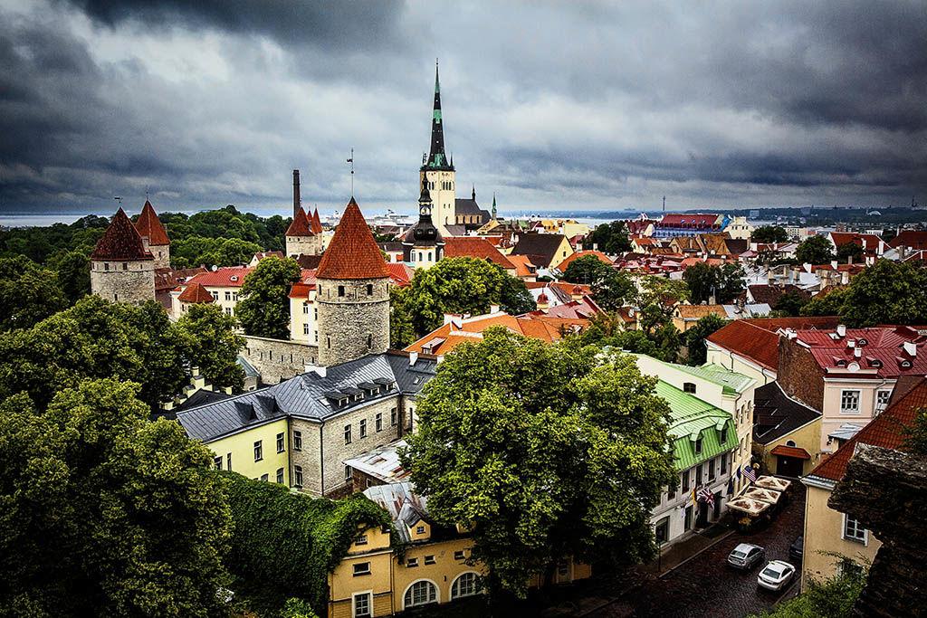 Découverte des Pays Baltes 2020 - 1