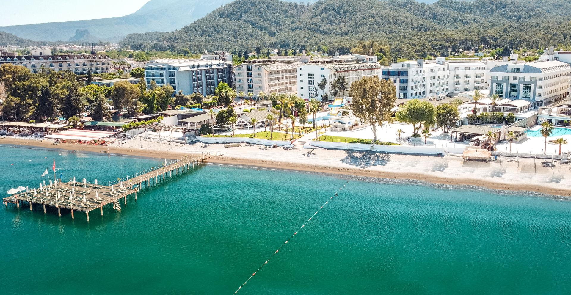 Hôtel Sealife Kemer Resort 5* - 1