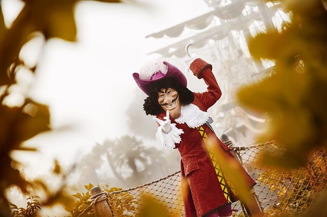 France - Ile de France - Disneyland Paris - Paris - Disney's Hotel Cheyenne® DES REMISES DIABOLIQUES POUR HALLOWEEN !