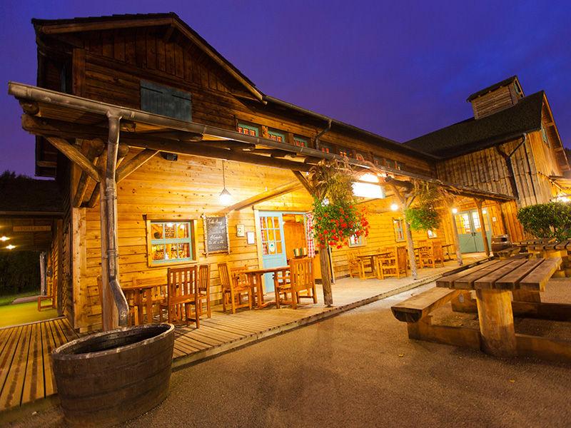 France - Ile de France - Disneyland Paris - Paris - Disney's Davy Crockett Ranch DES REMISES DIABOLIQUES POUR HALLOWEEN !