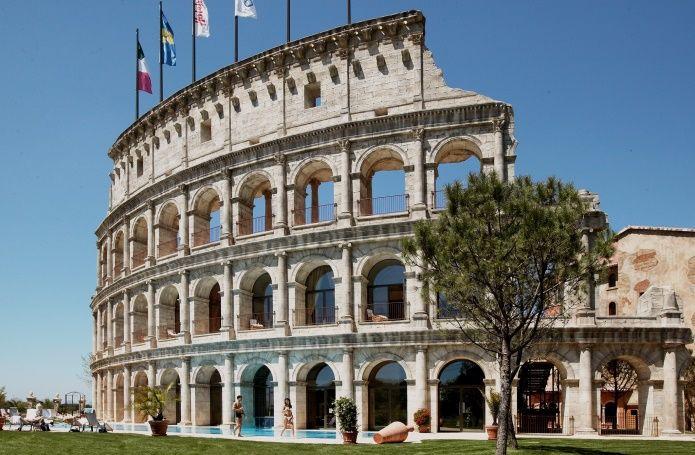 Europa-Park - Hôtel Colosseo 4*sup avec accès au parc et 1 jour à Rulantica
