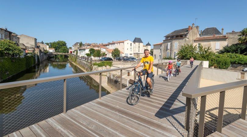 En famille, la Vendée et le Marais Poitevin à vélo électrique - 1
