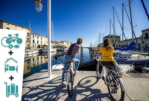 Canal du Midi, de Carcassonne à Sète à vélo électrique - 1