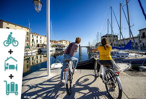Canal du Midi, de Carcassonne à Sète à vélo - 1